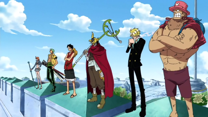 One Piece im Stream: Kompletter CP9-Arc ab sofort bei Crunchyroll verfügbar