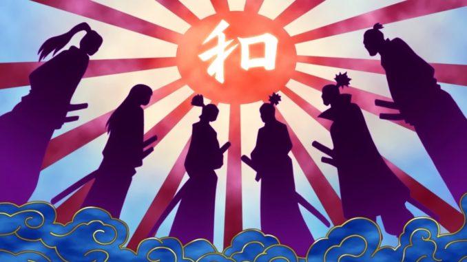 One Piece: In Manga-Kapitel 991 zeigen die Samurai endlich, was in ihnen steckt