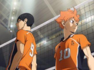 Haikyu!! - Volleyball-Profi bekennt sich als großer Fan der Serie