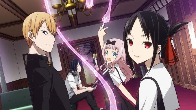 Kaguya-sama - Love is War: Wann erscheint die 3. Staffel?