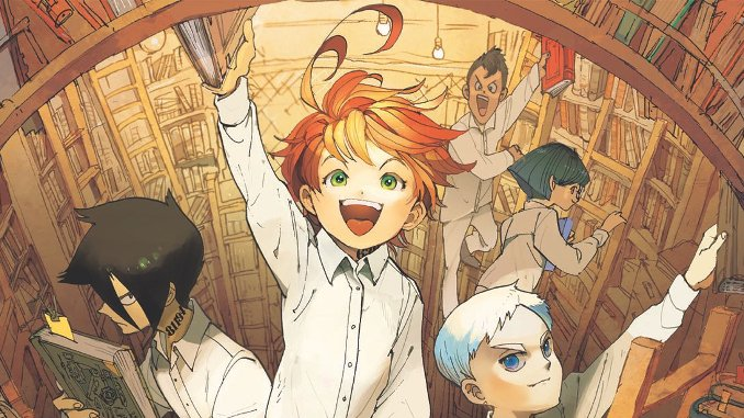 The Promised Neverland: Neuer Trailer zur Realverfilmung des düsteren Anime- und Manga-Hits