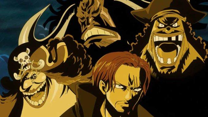 One Piece: Leak deutet auf Wiedersehen zweier Piraten-Kaiser hin