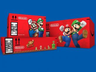 Werbeaktion: Amazon verschickt Pakete im Super Mario-Design