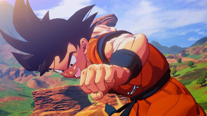 Dragon Ball Z: Kakarot - Launch-Trailer stimmt auf neuesten DLC ein