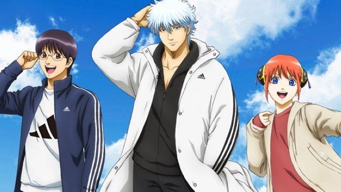 Gintama und Adidas arbeiten für Werbekampagne zusammen