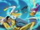 One Piece: Kommandant Marco demonstriert seine unglaublichen Fähigkeiten