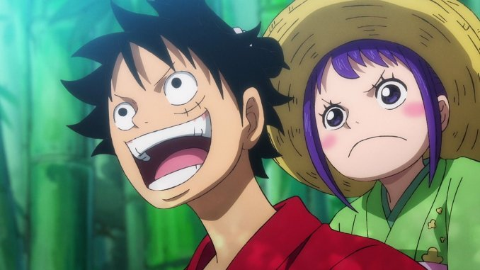 One Piece: Lehrreiche Szene jetzt in Schulbücher gedruckt
