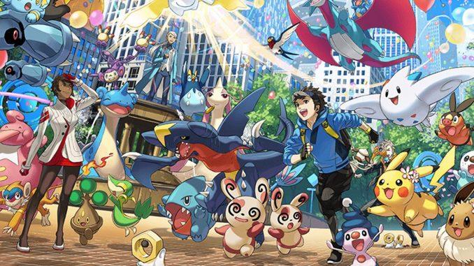 Pokémon: Der 25. Geburtstag des Franchise soll gebührend gefeiert werden