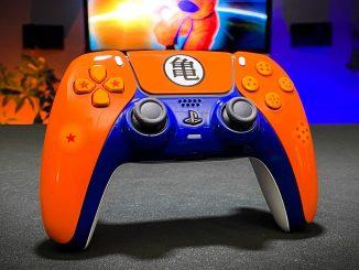 PlayStation 5: Ein Fan verkauft den DualSense-Controller im schicken Dragon Ball-Design