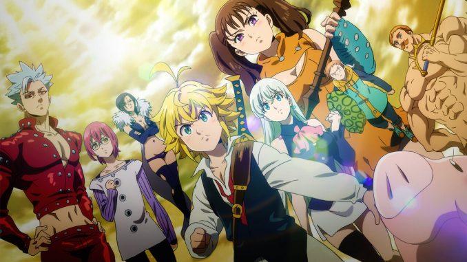 The Seven Deadly Sins: Die langersehnte vierte Staffel hat endlich einen Starttermin