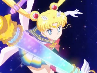 Sailor Moon: Teaser-Trailer zu neuen Kinofilmen zeigt romantische Szenen