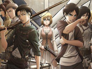 Attack on Titan: Dritte Staffel des Anime-Hits bald bei ProSieben Maxx