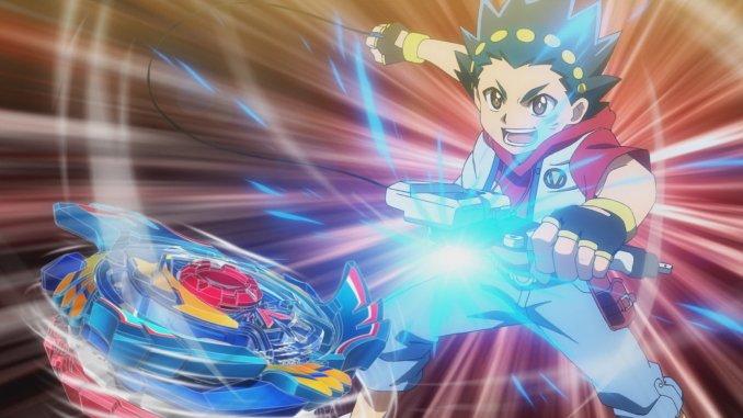 Beyblade erhält neue Anime-Serie im nächsten Jahr