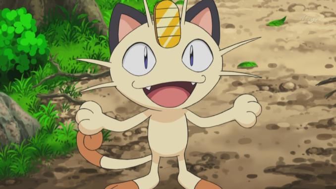 Pokémon: Warum kann Mauzi im Anime sprechen?