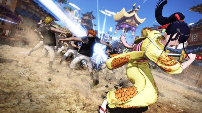 One Piece: Pirate Warriors 4 - Das Release-Datum des finalen DLCs steht endlich fest
