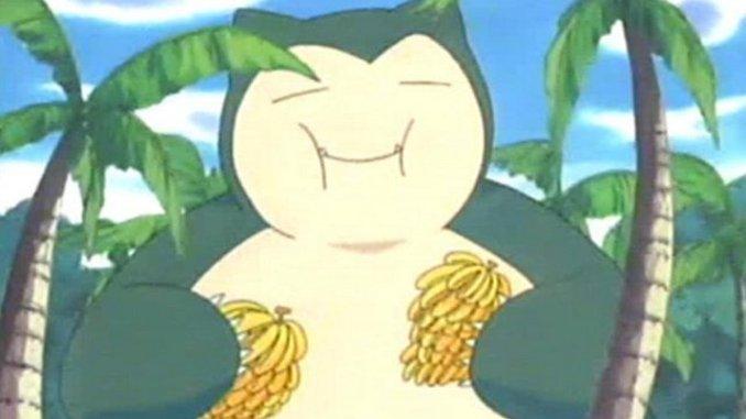 Kein Scherz: Das Pokémon Relaxo hat ein reales Vorbild