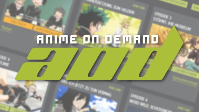 Anime on Demand kündigen: So beendet ihr euer Streaming-Abo
