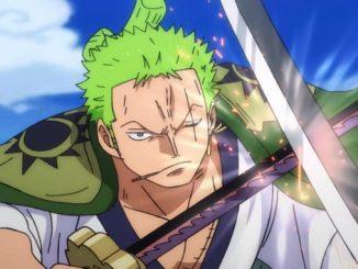 One Piece: Zorro erhält ein neues legendäres Schwert