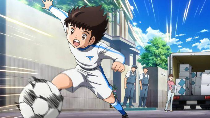 Captain Tsubasa: Reboot kommt nach Deutschland - seht hier den ersten Trailer