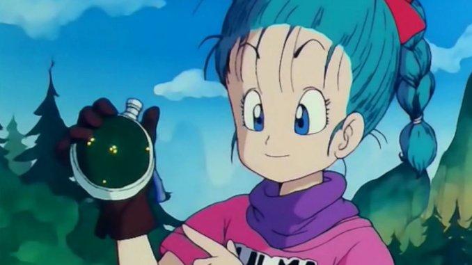Dragon Ball-Heldin Bulma tauchte schon vor ihrem offiziellen Debüt in einem anderen Anime auf