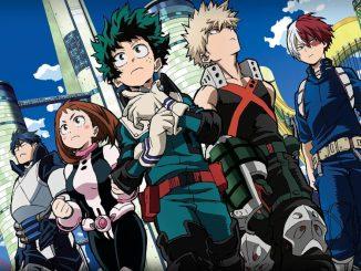 My Hero Academia: Two Heroes - ProSieben Maxx strahlt Anime-Film erstmals im deutschen Free-TV aus
