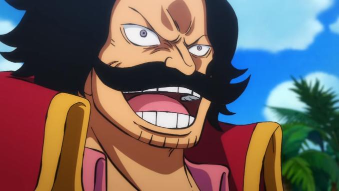 One Piece: Epische Gol D. Roger und Whitebeard-Szene verpasst Gänsehaut