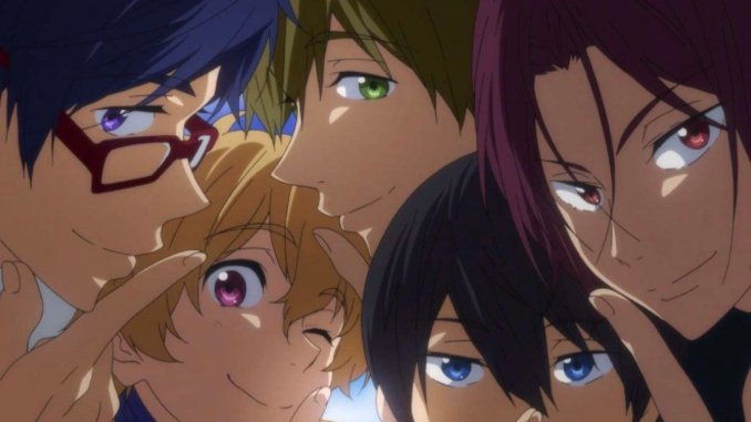 Free! - Iwatobi Swim Club: Wann kommt die 4. Staffel des Sport-Anime?