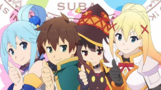Quiz: Erkennst du diese Isekai-Anime an einem Bild?