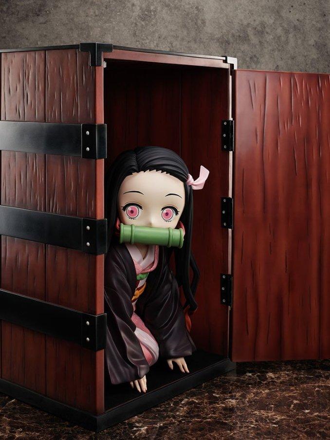 Demon Slayer: Diese lebensgroße Nezuko-Figur können sich nur die wenigsten leisten