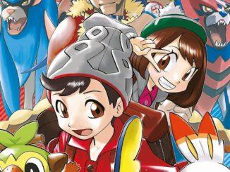 Pokémon Schwert & Schild: Neue Abenteuer im Manga-Format