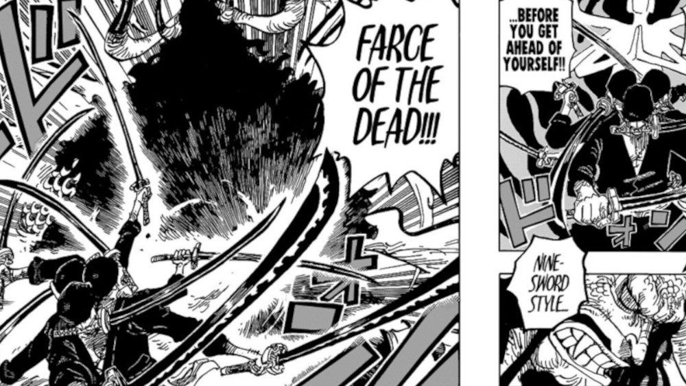 One Piece: Manga-Kapitel 1010 enthüllt Zorros lange verborgene Power