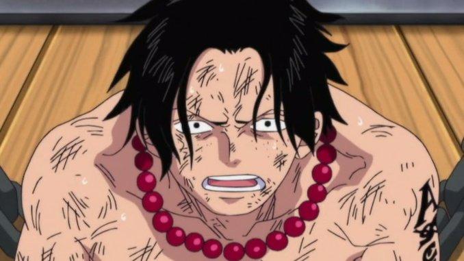 One Piece: Frühe Skizze zeigt Fan-Liebling Ace ganz anders als wir ihn kennen