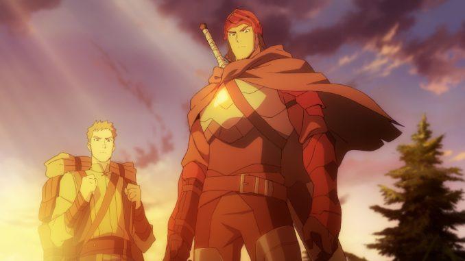 DOTA: Dragon's Blood - Kommt eine 2. Staffel auf Netflix?