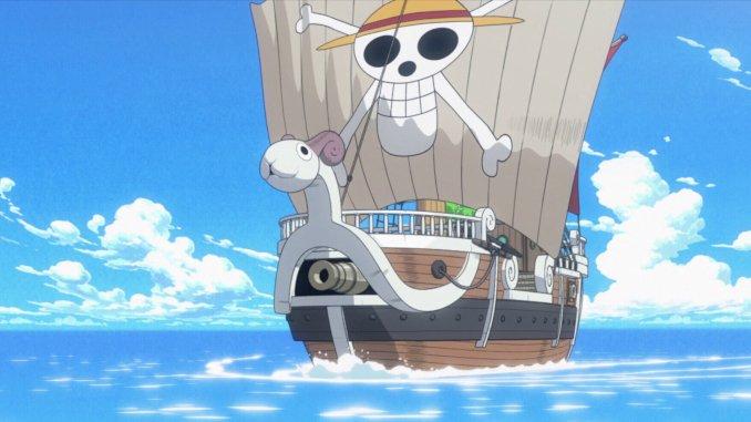 One Piece: Reale Flying Lamb für kriminelle Aktivitäten missbraucht