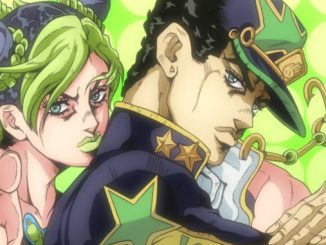 JoJo's Bizarre Adventure Part 6: Stone Ocean - Anime-Serie ist bestellt