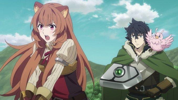 The Rising of the Shield Hero: Fantasy-Anime endlich auf DVD und Blu-ray erhältlich