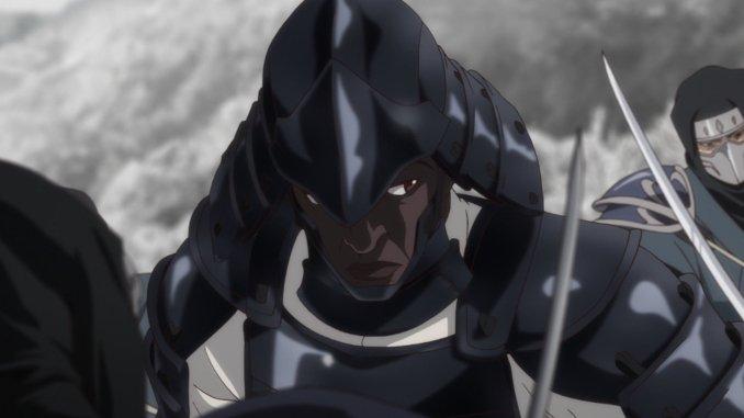 Yasuke: Im ersten Trailer zu Netflix' neuem Samurai-Anime wird's blutig