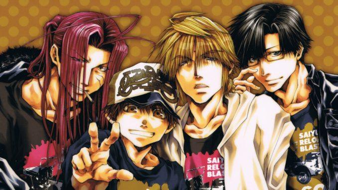 Bekannte Manga-Künstler: Kazuya Minekura reist mit Saiyuki gen Westen