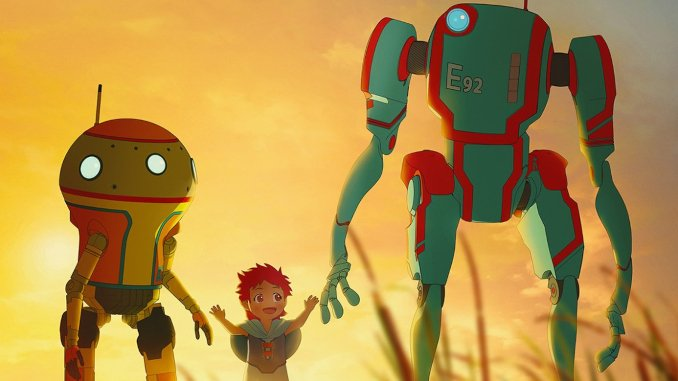 Eden: Neuer Trailer zum Netflix-Anime entführt euch in eine zauberhafte Welt