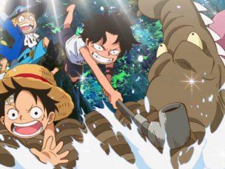 One Piece und eine TV-Premiere: ProSieben Maxx zeigt mehrere Anime-Filme im Mai