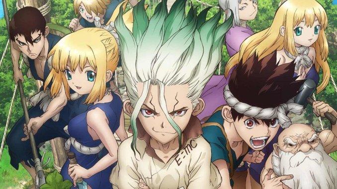 Dr. Stone: Anime feiert deutsches Fernsehdebüt bei ProSieben Maxx