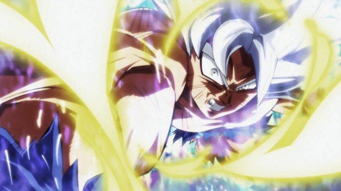 Dragon Ball Super enthüllt die versteckte Kraft des Ultra Instinct