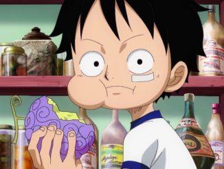 One Piece: Neues Detail über Monkey D. Ruffys Teufelsfrucht wirft Fragen auf