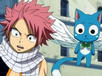 Fairy Tail: Neue Folgen der Anime-Serie im Juli auf ProSieben Maxx