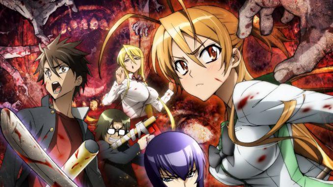 Highschool of the Dead Staffel 2: Wird die Zombie-Serie noch fortgesetzt?