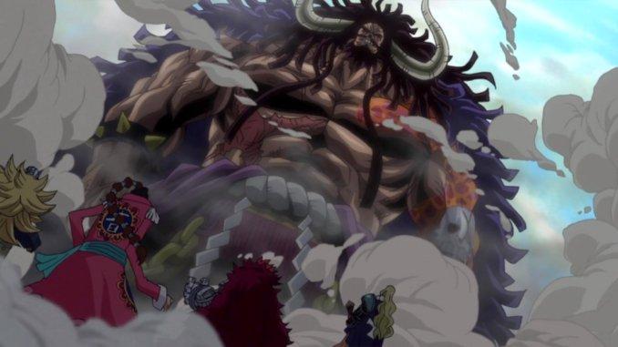 One Piece: 7 Charaktere, die Kaido einst besiegt haben könnten