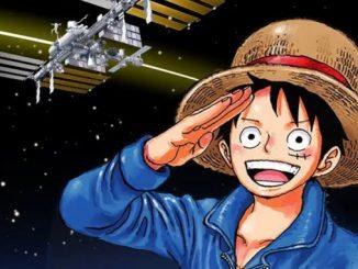 One Piece: Zur Feier des 100. Manga-Bands erobern Ruffy & Co. das Weltall