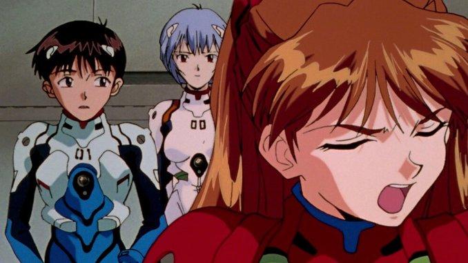 Neon Genesis Evangelion : Vous regardez les films correctement dans cet ordre
