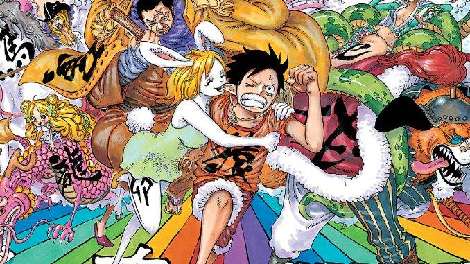 One Piece: Frankreichs Präsident wird mit Geschenk von Oda überrascht