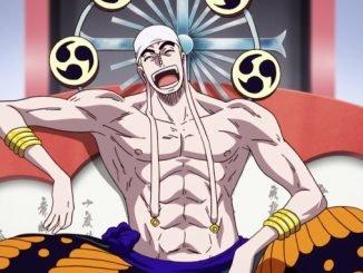 One Piece: Kehrt der selbsternannte Gott Enel noch einmal zurück?